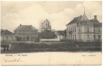 Gavere Den Naert 1904