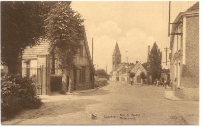 Rue du Moulin – Molenstraat – Paardenkouter  - Gavere