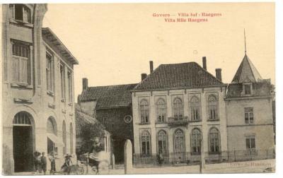 Villa juf Haeghens Mlle Haeghens - Gavere