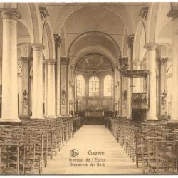 Binnenzicht St.-Amanduskerk
