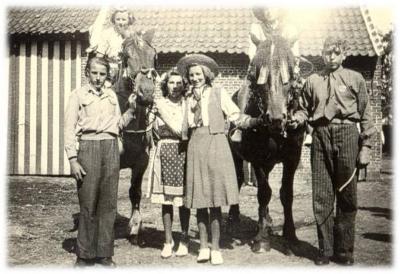 Sportfeest, 1946