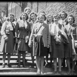 Groepsfoto KVLV-dames