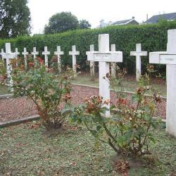Oorlogsmonument Baaigem