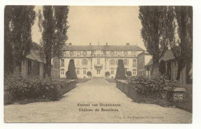 Kasteel van Dickelvenne - Château de Beaudries
