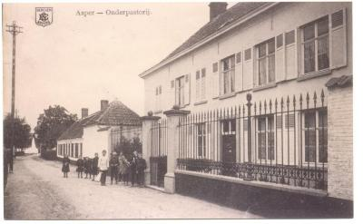 Asper Onderpastorij 1935 (Onderpastorie)