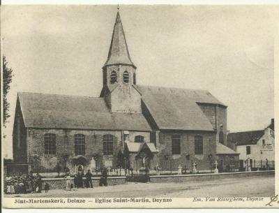 Sint-Martinuskerk Petegem-aan-de-Leie
