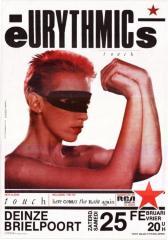 Optreden van Eurythmics