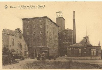 De Molens van Deinze fabriek B