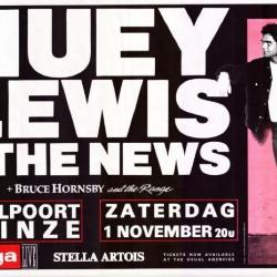 Huey Lewis & The News in de Brielpoort