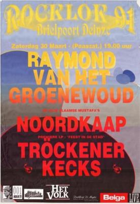Nederlandstalige rock in de Brielpoort