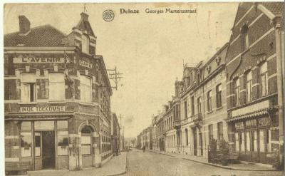 Georges Martensstraat Deinze