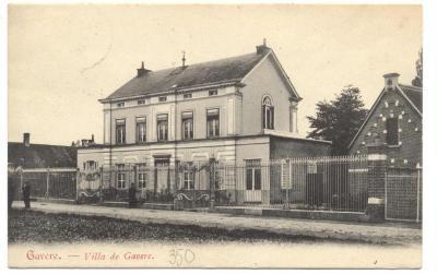 Gavere. - Villa de Gavere