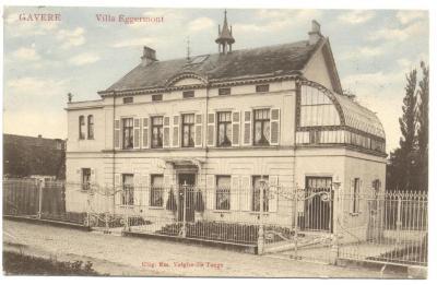 Gavere Villa Eggermont (kleur) 1913