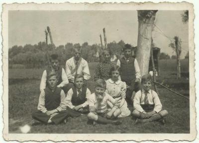 De Pintse landbouwersfamilie Cnudde