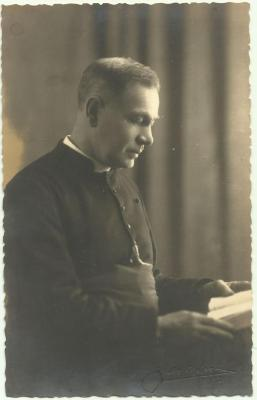 Pastoor Seyssens
