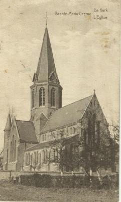Kerk van Bachte-Maria-Leerne