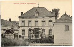 Villa de M, le Bourgmestre - Gavere