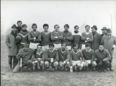 Voetbalploeg Eke