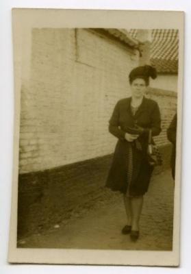 Anna Vincent in Bachte-Maria-Leerne.
