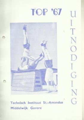 Folders van het T.I.S.A.