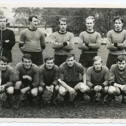 Ploeg Sparta Petegem van het seizoen 1971-1972