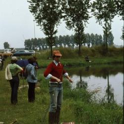 Jeugdclub 9731 gaat vissen