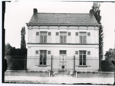 De woning van de Eekse notaris Strobbe