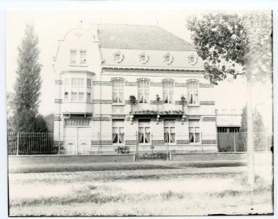 Herenhuis brouwerij D'Hollander