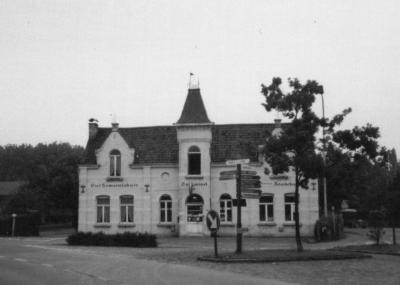 Het 'Oud Gemeentehuis' van Sint-Martens-Latem