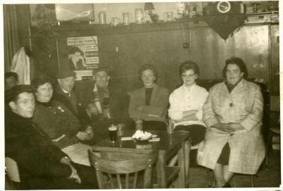 Op café in Café Rally