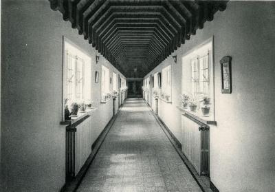 Interieur Sint-Vincentiuskliniek Deinze