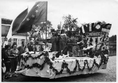 Stoet verbroederingsfeesten, 1967