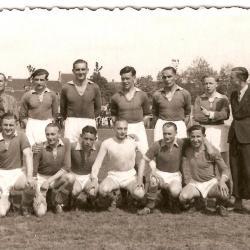 RC Gavere kampioenen Schelde-Leie 1943
