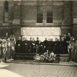 Het 50-jarig priesterjubileum van Georgius Merry
