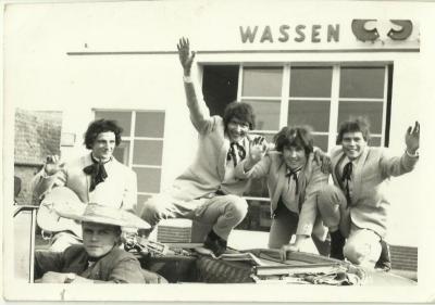 De Firtelstoet in de jaren 1960