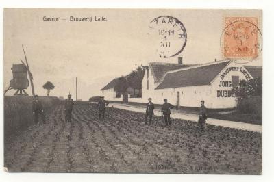 brouwerij Latte 1918