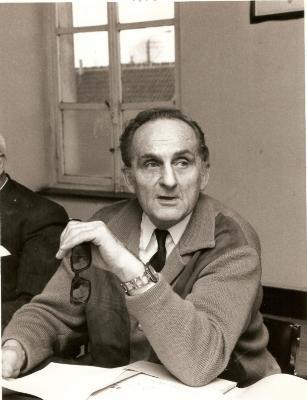 Aspers burgemeester Carlo Dierickx (1972)