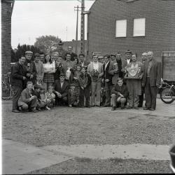 Zomerkampioenschap hanenkraaien 1971