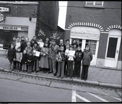 Belgisch kampioenschap hanenkraaien in 1979