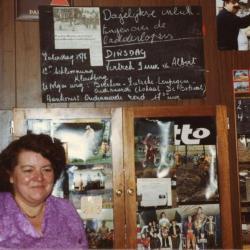 De ladderslopers worden gevolgd in café De Kroon