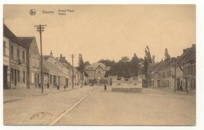 Markt 1927