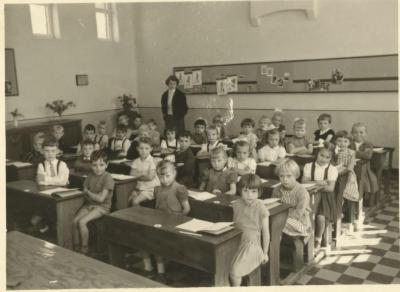 Het tweede studiejaar van de Eekse Vrije Basisschool
