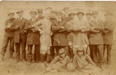 Voetbalploeg Nazareth, 1914