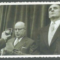Inhuldiging burgemeester Carlos Dierickx