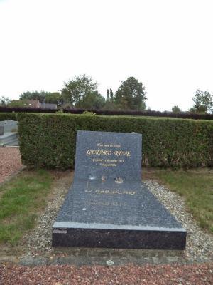 Het graf van Gerard Reve