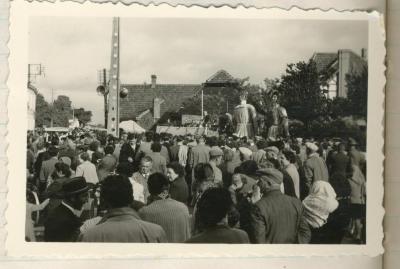 Volkstoeloop op Gaverse reuzenfeest