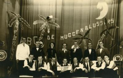 Het ABC-orkest De Muggenblussers