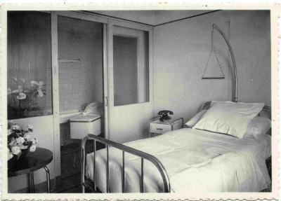 De materniteit in het Sint-Vincentius ziekenhuis Deinze
