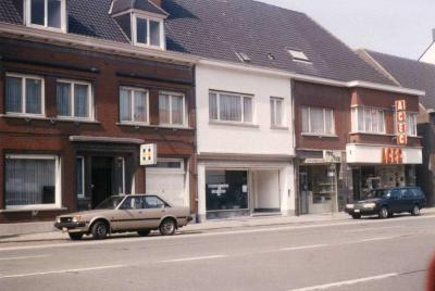 Het pand van het Wit-Gele Kruis in Deinze