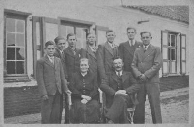 Familie De Jaeger
